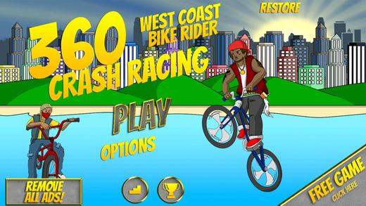 West Coast Bike Rider Free - Action HD Sport Motorbike Racing Challenge Game