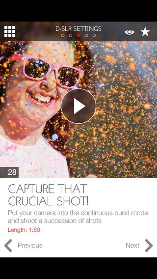 玩免費攝影APP|下載Master your Canon D-SLR camera – a beginner's video guide app不用錢|硬是要APP
