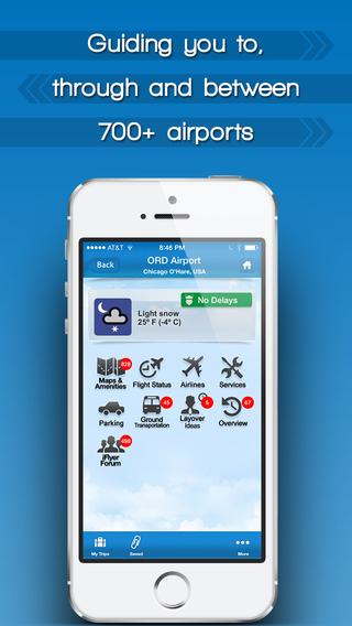 iFlyPro Airport Guide+Flight Tracker