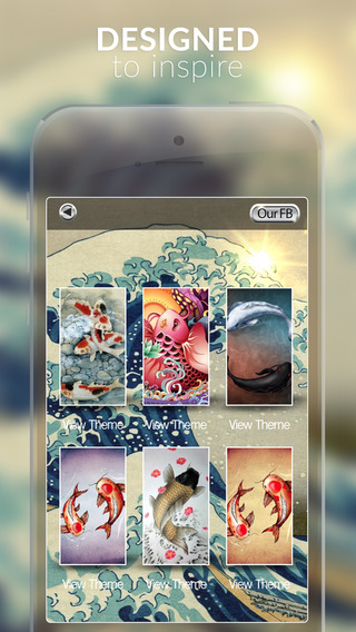 Koi Carp Art Gallery HD – Artworks Wallpapers Themes and Collection Beautiful Backgrounds