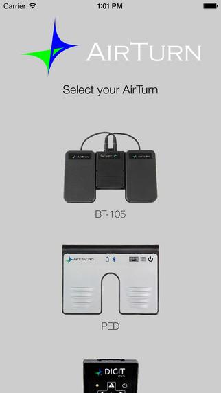 AirTurn Test Utility
