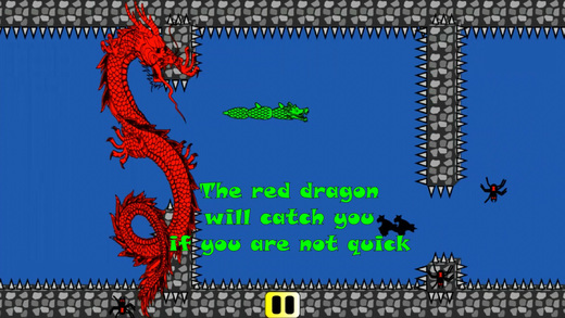 Escape from the Dragon's Cave