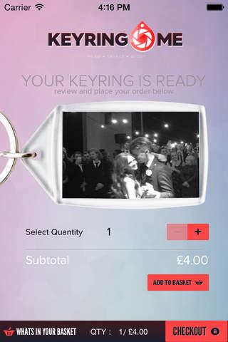 KeyRingMe screenshot 3