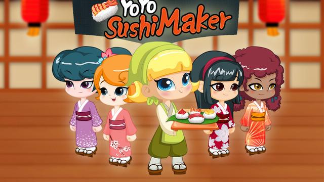 YoYo SuShi Shop : SuShi Master Chef SuShi Chain Order Delivery Food