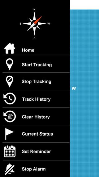 Cell Tracker-Destination Alarm