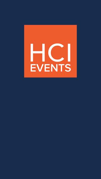HCI Events