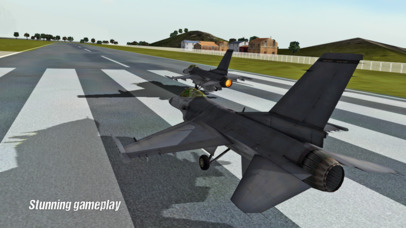 F18 Carrier Landing II Pro screenshot 4