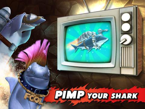 Screenshot #4 for Hungry Shark Evolution