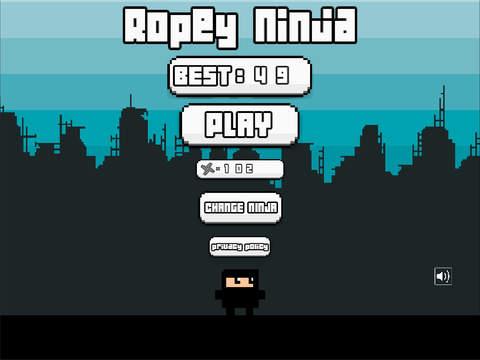 Ropey Ninja