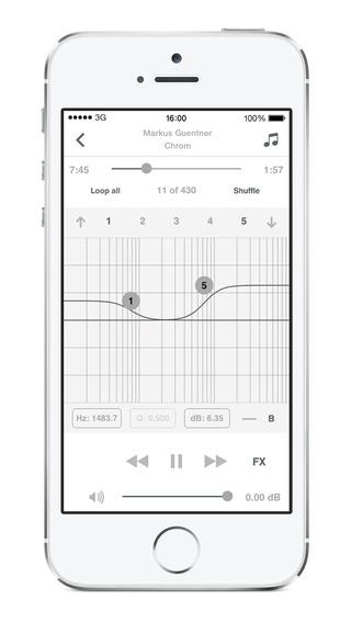 EQ 10 - Equalizer for iOS