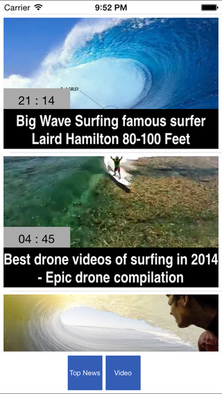 Surf World Insider - Surfers News Videos for Wave Wind and Kite Surfing