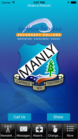 NBSC Manly Selective Campus