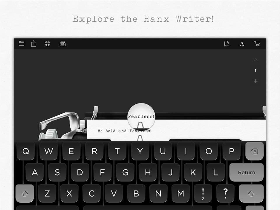 Tom Hanks Releases Manual Typewriter App for iPad (via @padgadget)