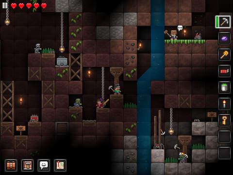 Junk Jack X Screenshots
