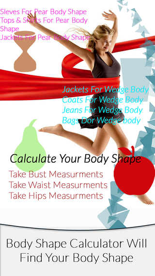 Body Shape Calculator DressUp your body