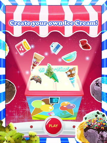 A Delicious Ice Creamy Lolly - Happy Amusing Free Games for Kids-ipad-2