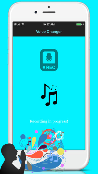 Voice Changer - Change the pitch of your Music and talk like a man or woman