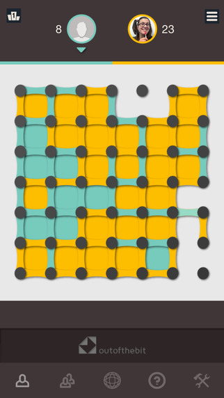 Dots and Boxes 2015