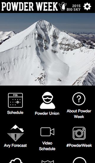Powder Week