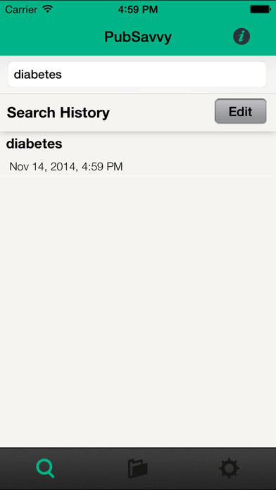 PubSavvy iPhone Screenshot 1