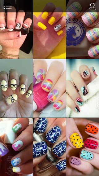 Nail Art Design Ideas - Beautiful Best Nail Design Patterns Pictures
