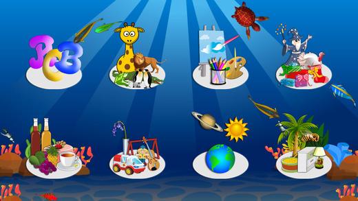 Preschool Learning Game for Kids