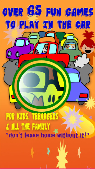 Fun Travel Games for Kids Teenagers All The Family Journeys go faster - play in the Car a Plane on a