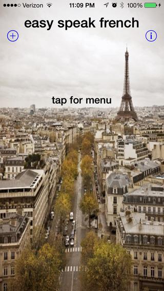 easy speak french