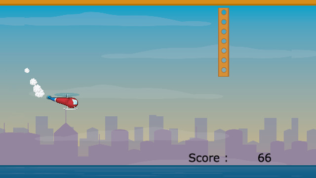 Fly The Copter - FREE Helicopter Game