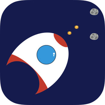 Asteroid Blaster LOGO-APP點子