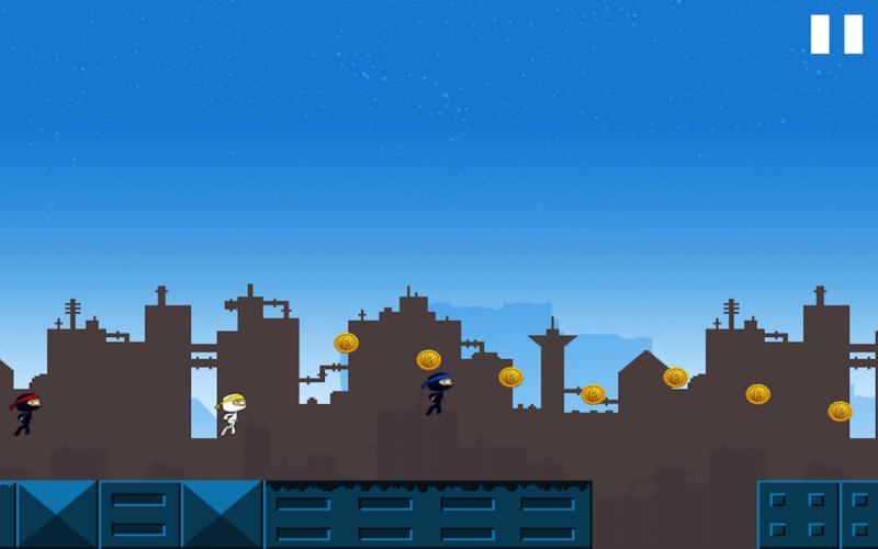 Make Ninja Jump Screenshot - 5