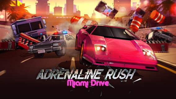 激情狂飙 迈阿密风云:Adrenaline Rush Miami Drive