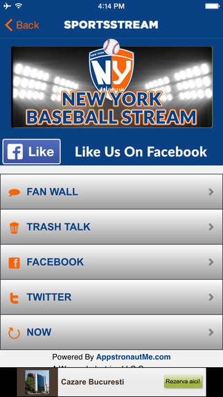 NEW YORK BASEBALL STREAM NYM