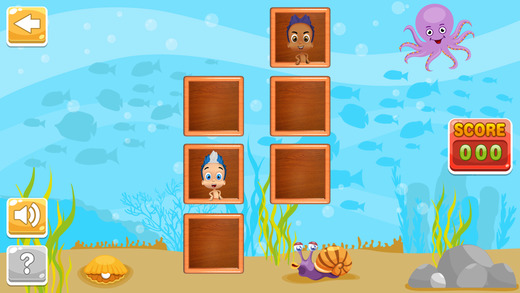 Matching Blocks for Bubble Guppies Unofficial Free Apps