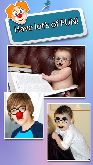 Cartoon Booth Funny Photo Maker: Use Comic Stickers to Make Fun