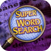Super Word Search! Review icon