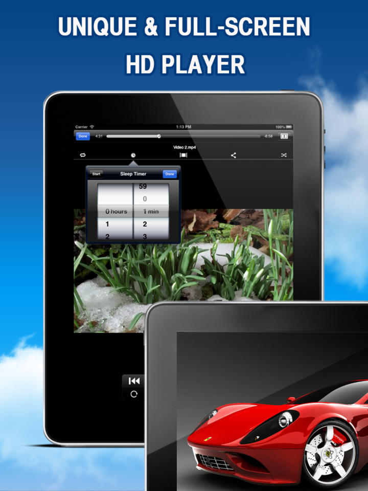 Free Video Downloader Plus -- Download HD video and enjoy it right away - iPhone Mobile Analytics and App Store Data