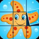 Jigsaw Puzzle Kids Ocean Pro