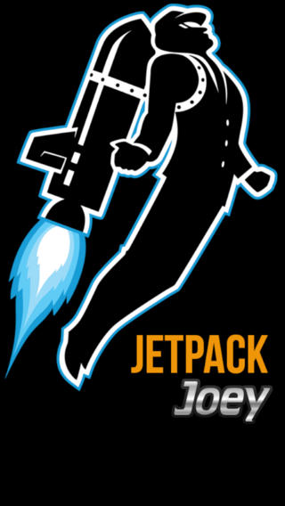 Soaring Joey Jetpack:Candy Edition