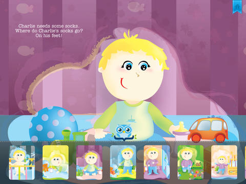 Charlie Goes Outside - Another Great Children's Story Book by Pickatale HD