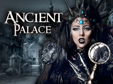 Ancient Palace HD - hidden objects puzzle game