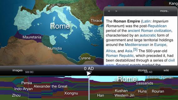 世界历史3D通览:World History Atlas HD with 3D
