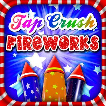 Tap Crush Fireworks 遊戲 LOGO-阿達玩APP