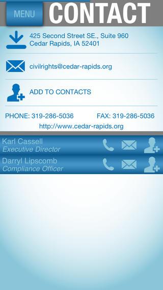 Cedar Rapids Civil Rights Commission - CRCRC