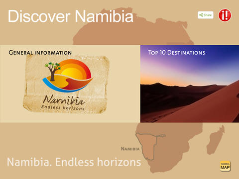 Discover Namibia