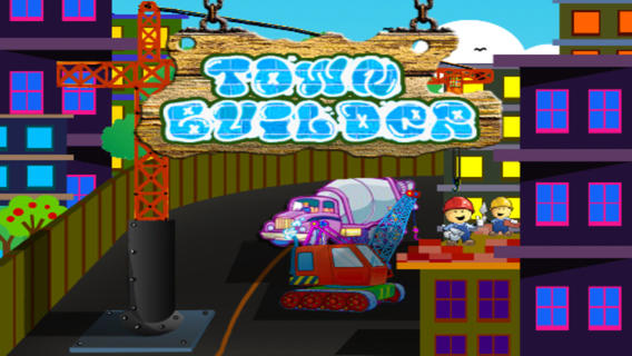 Town Builder Game