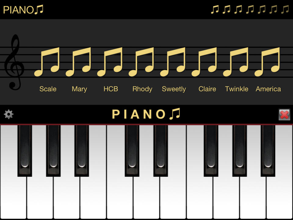 Piano... - iPhone Mobile Analytics and App Store Data