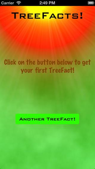 TreeFacts iPhone Screenshot 2