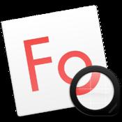 字体预览与管理工具 Fonts