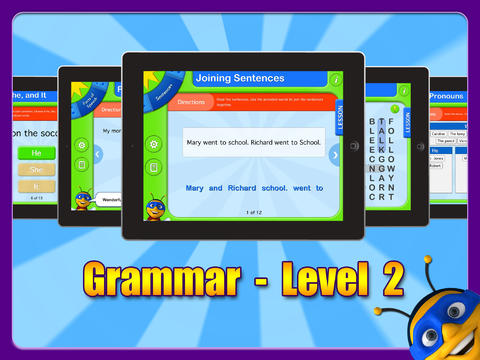 Abby Explorer Grammar - Second Level Lite Free